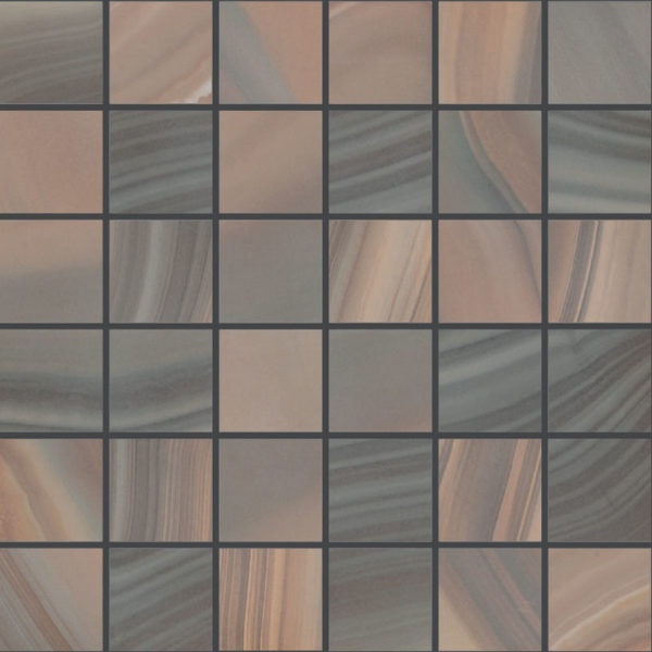 69118 ASTRA MOSAICO AMBRA TESSERE (4,6×4,6) 29×29