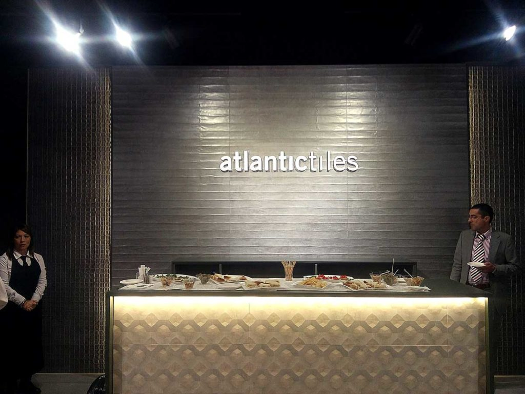 Atlantic Tiles Cersaie2016