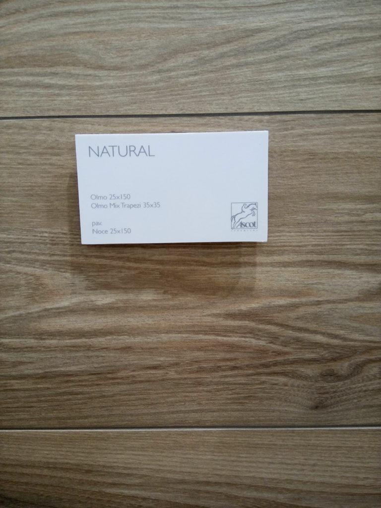 Ascot Natural Olmo 20x150