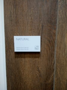 Ascot Natural Rovere Scuro 20x150