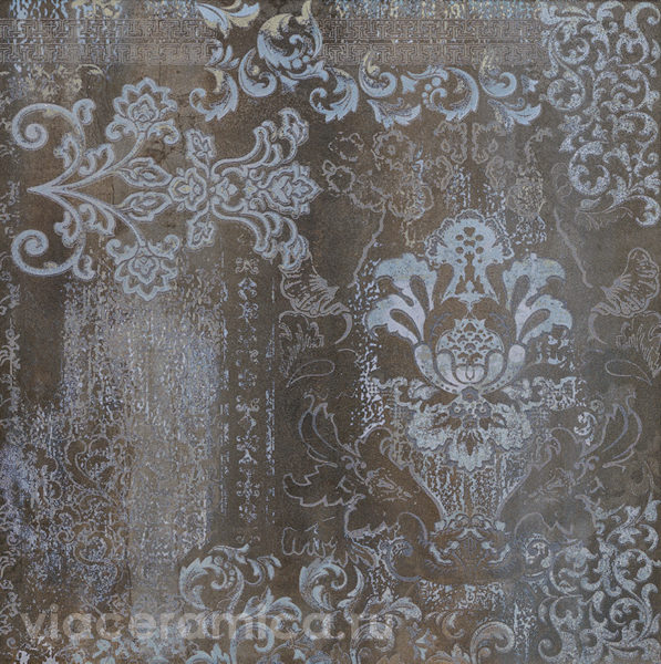Декор STWDS70R INS.SILK STEELWALK METAL 59,5X59,5