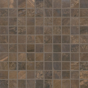 I303A6R Anthology Marble WILD COPPER MOSAICO OLD MATT CLASSIC 30×30