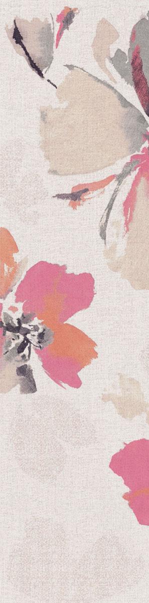 Ariana Canvas dec. flora cotton mix 30x120