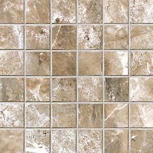 9M13 THRILL MOSAICO WALNUT NAT (5,25×5,25) 33,3×33,3