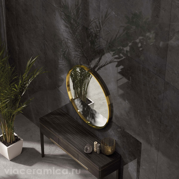 ABK Alpes Grey 120x120 Sensi Pietra Grey lux+