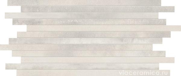 Мозаика STWS10R STICK STEELWALK CROME RETT 29,6X59,5