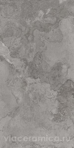 Керамический гранит с натуральной поверхностью PF68 ALPES RAW LEAD NAT. RETT 60X120