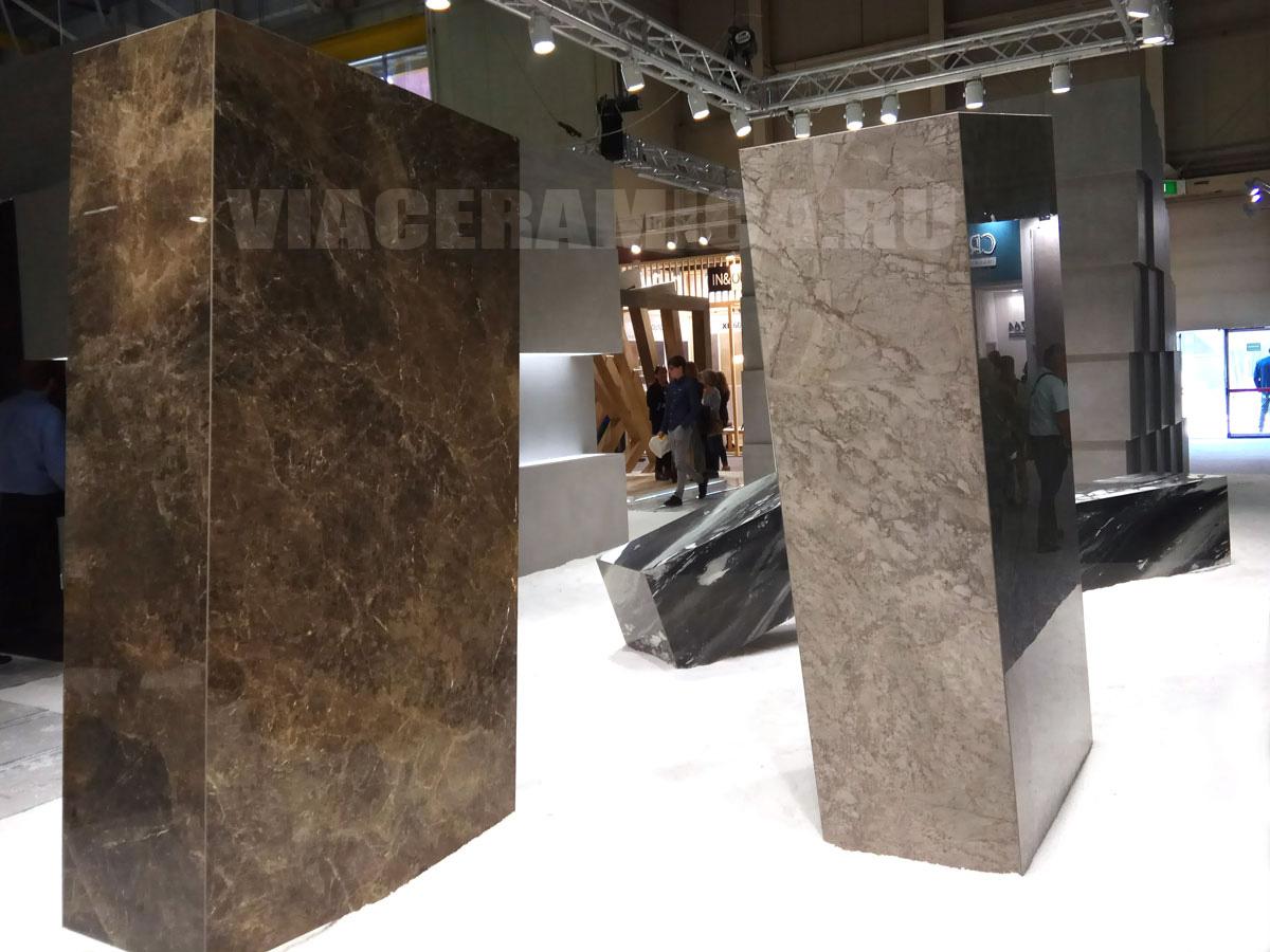 Emil Ceramica tele di marmo