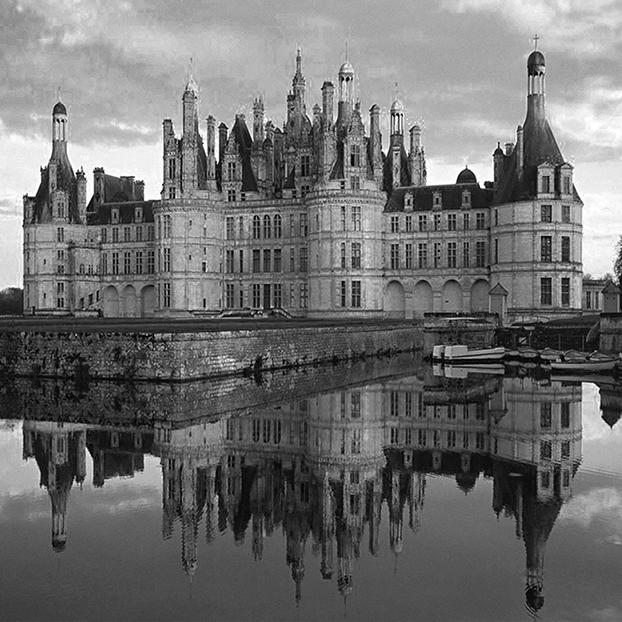 La Fabbrica Castle Chambord
