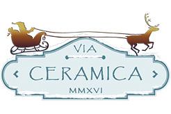 Виа Керамика Logo NY 2018
