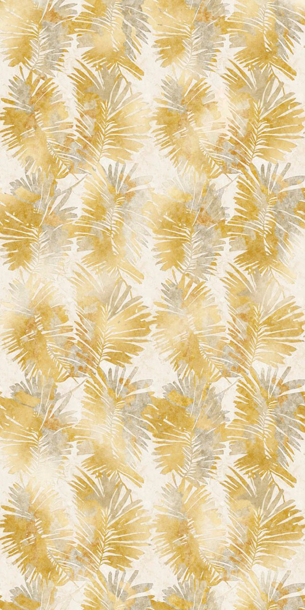 ABK WIDE AND STYLE PALMS GOLD
