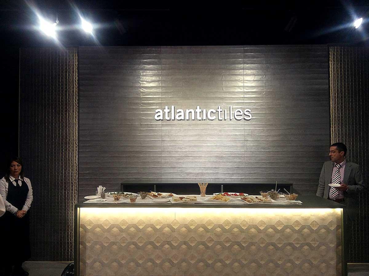 Atlantic Tiles Cersaie2016