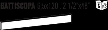 Battiscopa La Fabbrica Kauri