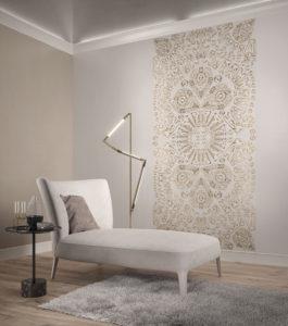 Ariana Canvas cotton + beige + diadema