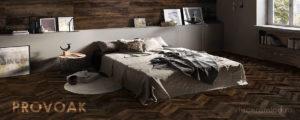 Provenza PROVOAK – необычный дизайн с текстурой дуба
