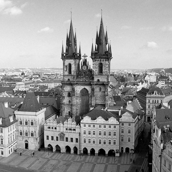 La Fabbrica Castle Prague