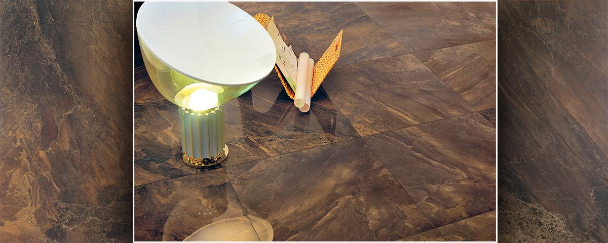 Emil ceramica Anthology Marble wild copper