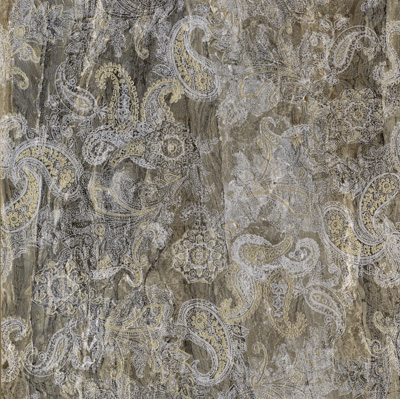 Ascot Gemstone Decor Taupe