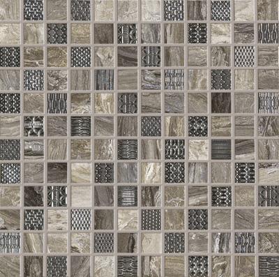 Ascot Gemstone Mosaico Taupe/Mink
