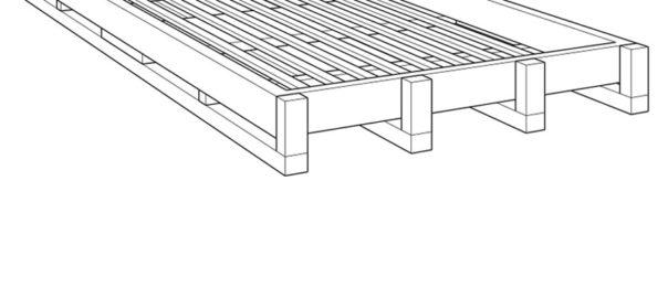 ящик для плит большого формата ABK ceramiche