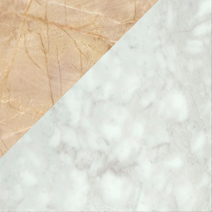 Abk Play marble white