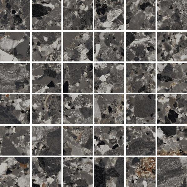 Monocibec Chiaroscuro Cliff Mosaico T36 30x30