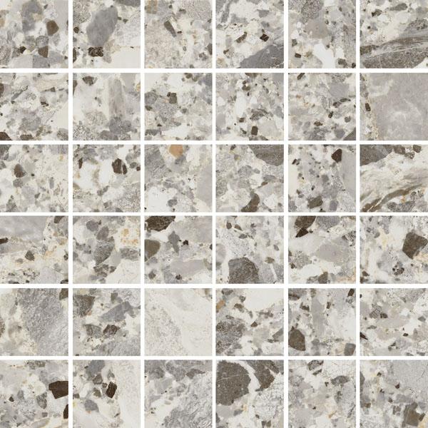 Monocibec Chiaroscuro Salar Mosaico T36 30x30