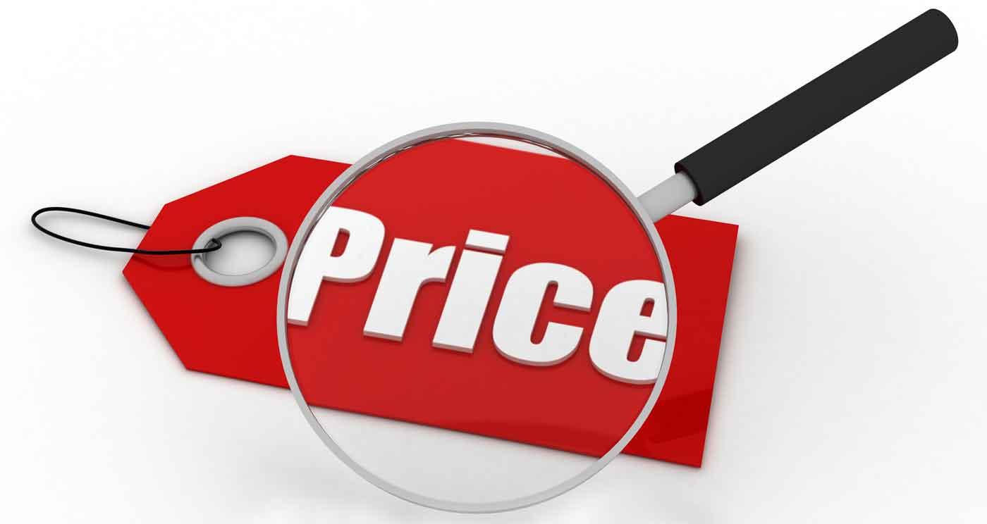 Цены ASCOT
