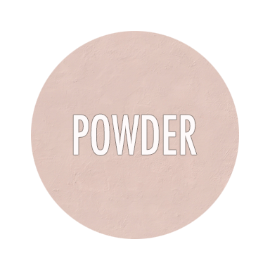 wide and style mini powder