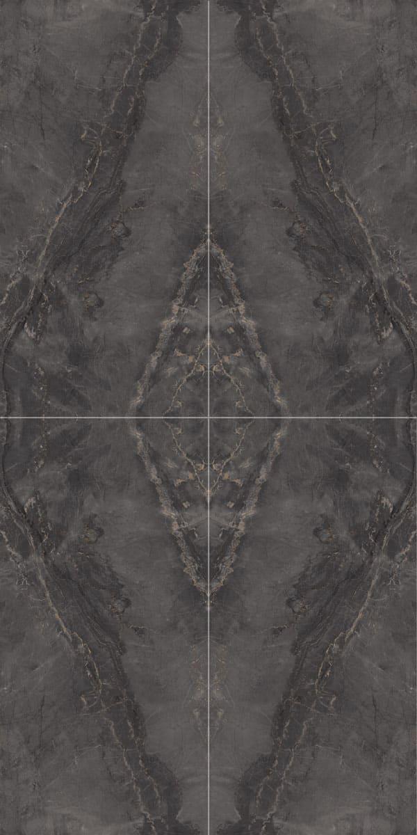 Панно SYBIL BLACK 60x120