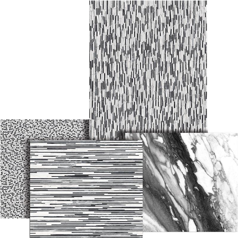 Tele di Marmo Calafata Renoir